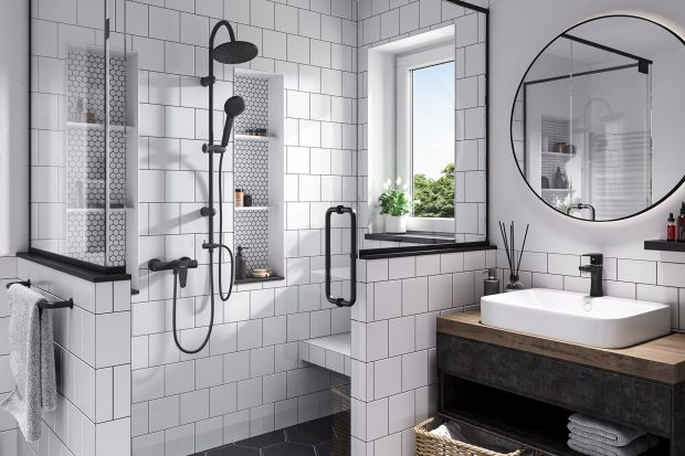Co zrobić, aby mimo małego metrażu, łazienka zyskała styl oraz charakter? Podpowiadamy.