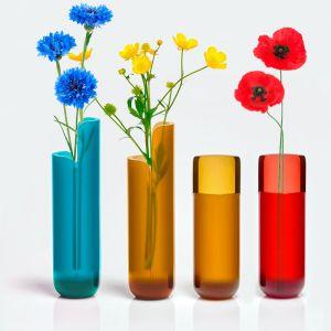 Kolorowe wazony. Fot. Antonio Lupi/Mood Design
