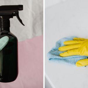 Do mycia produktów akrylowych nie należy stosować proszków do szorowania oraz mleczek do czyszczenia. Większość z nich zawiera cząsteczki ścierne, które rysują powierzchnię i po pewnym czasie mogą ją zmatowić. Fot. Sanplast
