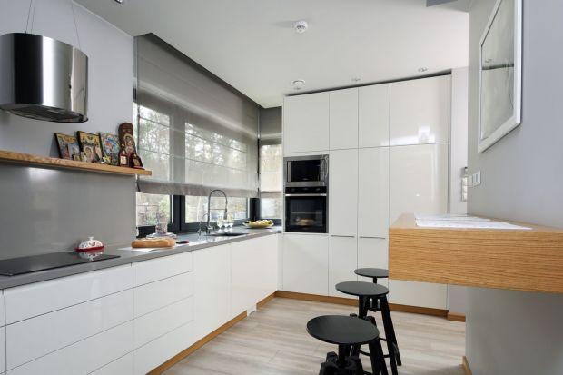 Jaki ciekawie i z pomysłem urządzić kuchnię wszarym kolorze? Sprawdźcie! W naszej galerii znajdziecie piękne, szare kuchnie.