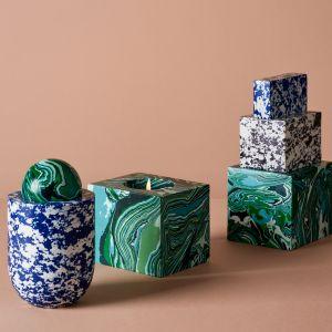 Kolekcja świeczników Swirl. Fot. mat. prasowe Tom Dixon