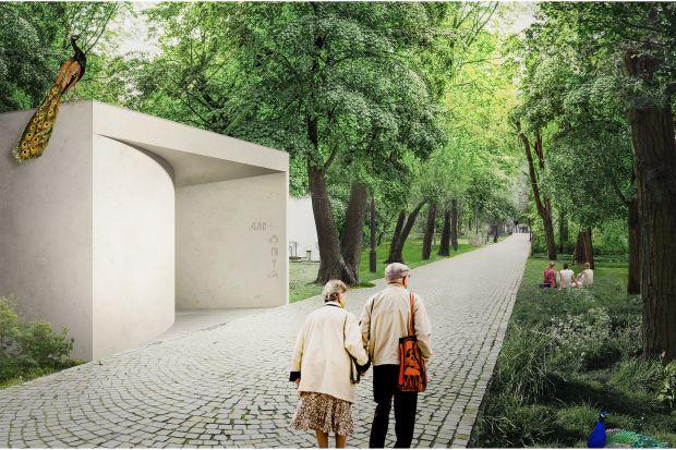 Wtym roku aż 330 projektów walczyło o nagrodę Grand Prix. Wygrał projekt Dominiki Bugajskiej i Marcina Trzaski, który w sposób nieoczywisty odnosi się do historycznych budynków na terenie łazienkowskiego ogrodu – charakteryzuje go prosta, sz