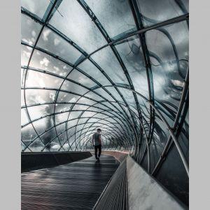 Zaprojektowane w zgodzie z najnowszymi trendami popularne w ostatnim czasie oczyszczacze powietrza, stanowią unikatowy element dekoracyjny, wpisując się tym samym w nowoczesną stylistykę. Fot. Zepter