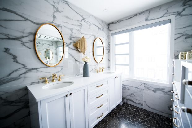 Stylowa i funkcjonalna łazienka