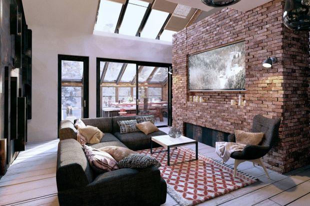 Ten dom o powierzchni aż 220 m2 zaprojektowano jako część zabudowy szeregowej. Z okien roztacza się widok na malownicze Beskidy. Zobaczcie ten projekt z pracowni ZUP-A!