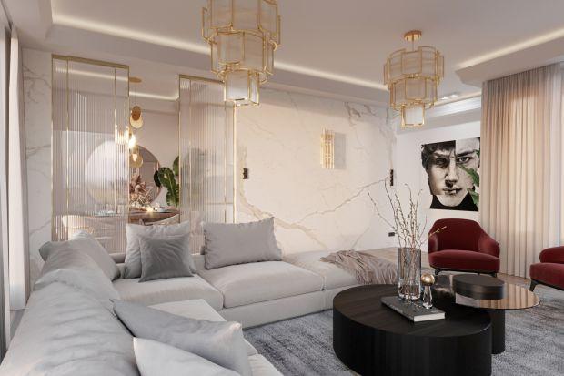 Warszawski apartament idealnie wpisuje się w klimat nowoczesności, zachowując walory przytulności i ciepła. W niezwykle eleganckiej przestrzeni zaprojektowanej przez Anetę Dudek i Martynę Leśniewską z NABOO STUDIO od progu witają nas bezpretensj