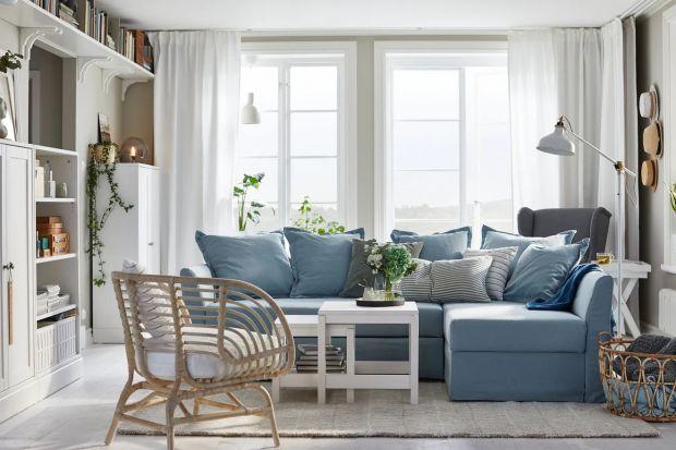 Jeśli szukacie kanapy do salonu, która posłuży też jako łóżko, zajrzyjcie do naszego przeglądu. Zebraliśmy 12 ciekawych modeli w cenie do 4 tysięcy złotych!