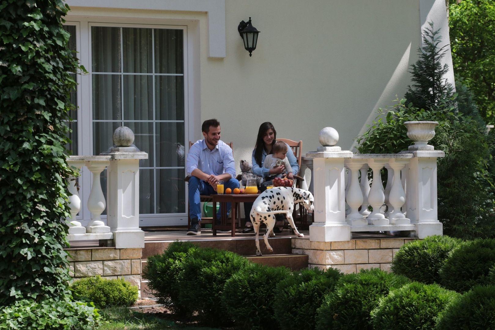Komfortowy dom to ocieplony dom, fot. Termo Organika