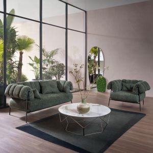 Sofa i fotele Tirella marki Bonaldo. Fot. Bonaldo/Domoteka