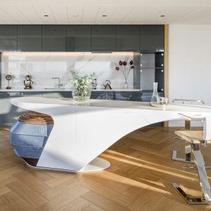 Luksusowy apartamentowiec spełnia oczekiwania najbardziej wymagających klientów. Fot. Złota 44