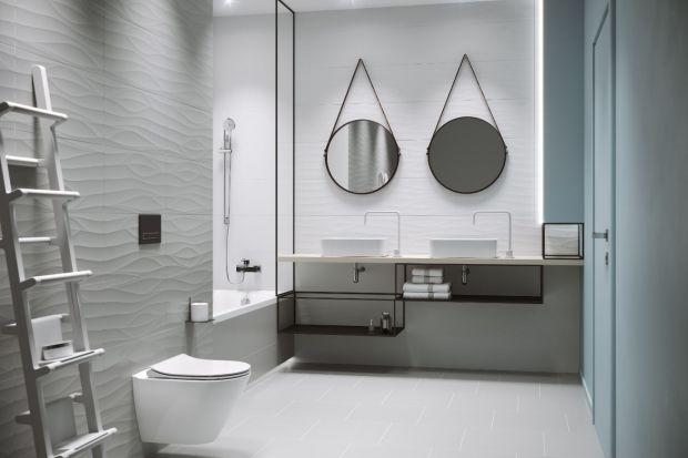 Płytki 3D to dokonały pomysł na wykończenie ścian w łazience. Będzie modnie, niebanalnie i bardzo ładnie.<br /><br /><br />