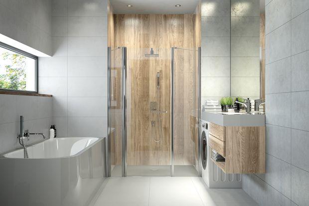 Wybór kabiny z brodzikiem to rozwiązanie wygodne i funkcjonalne.To takżedobrym pomysł na nadanie charakterunaszej łazience.<br /><br /><br />