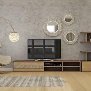 Jeśli kreatywność to nasza mocna strona możemy pokusić się także o samodzielne zaprojektowanie dekoracyjnego detalu. Projekt wnętrza Alina Badora