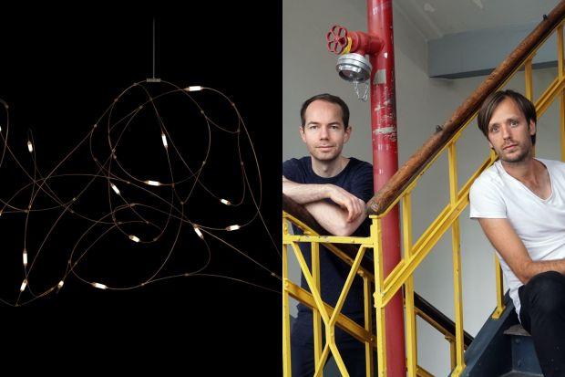 Flock of Light to nowy oświetleniowy koncept słynnej holenderskiej marki. Jak wam się podoba taki pomysł na wiszącą lampę?
