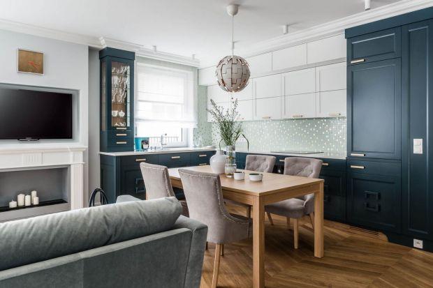 Aneks kuchenny to najpopularniejsze rozwiązania w nowych mieszkaniach w bloku, nie tylko tych o małym metrażu. Zobaczcie 10 aranżacji, które dowodzą, że takie wnętrze to dobry wybór.