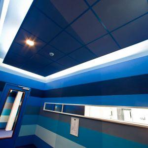 Rabobank, Heinenoord, Holandia — Rockfon Color-all, A-edge