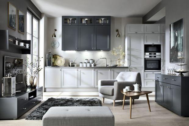 Kuchnia klasyczna. Modne zabudowy meblowe