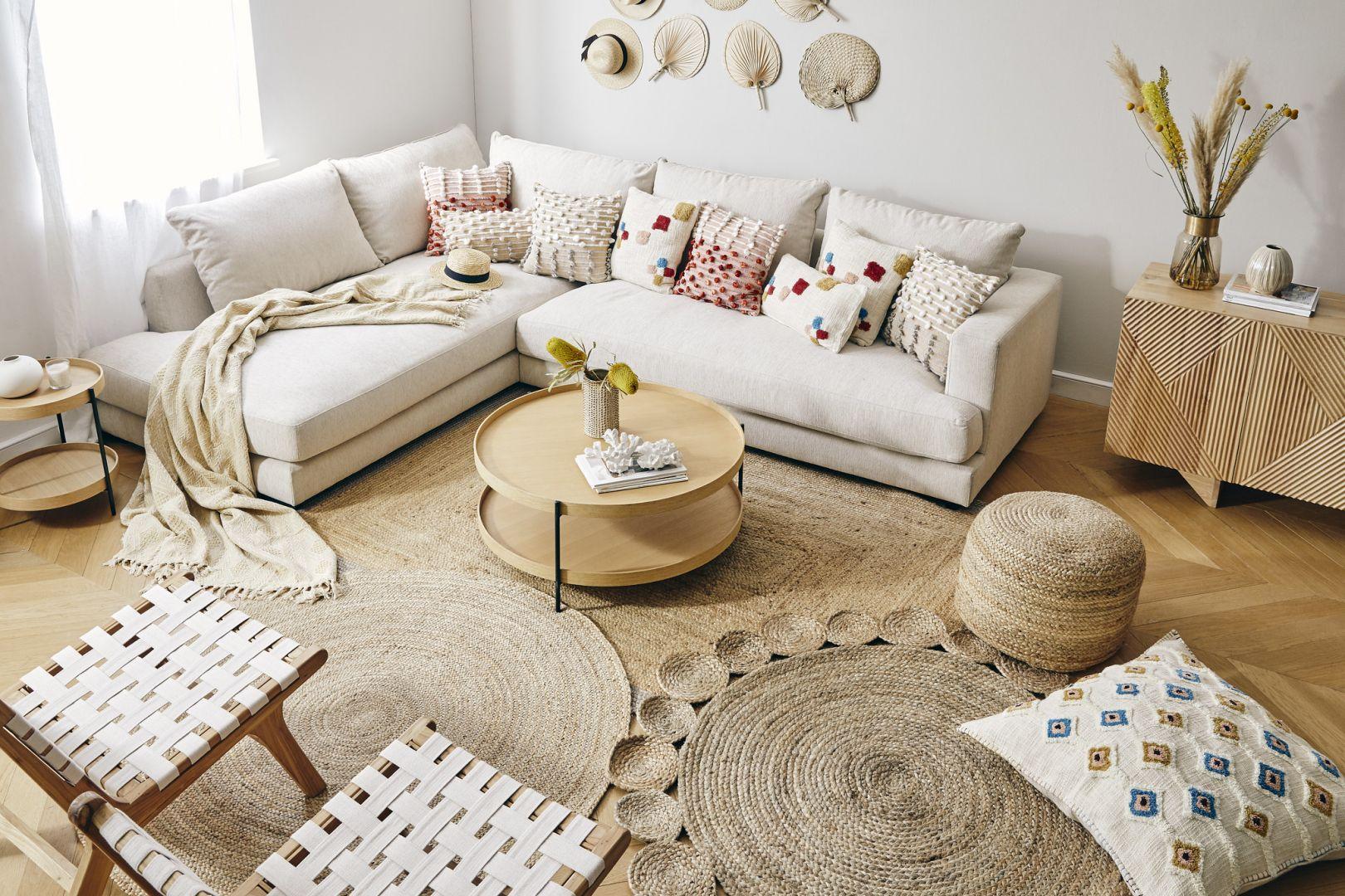 Wnętrze w stylu ikigai to wyrafinowana mieszanka skandynawskiej funkcjonalności i japońskiej estetyki. Fot. WestwingNow
