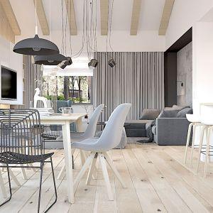 Projekt wnętrza domu dla czteroosobowej rodziny. Projekt Katarzyna Czechowicz, Design Me Too