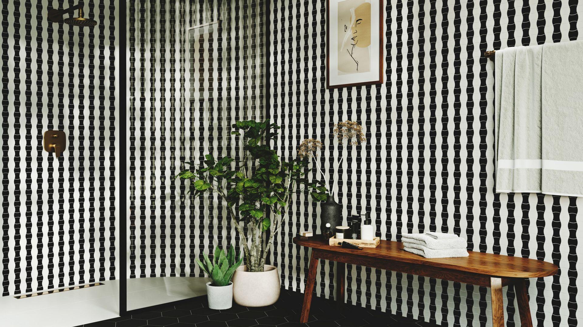 """Kolekcja """"Modernizm"""" stworzona przez specjalistów Ceramiki Paradyż we współpracy z cenioną projektantką Mają Ganszyniec. Fot. Modernizm Ceramika Paradyż"""