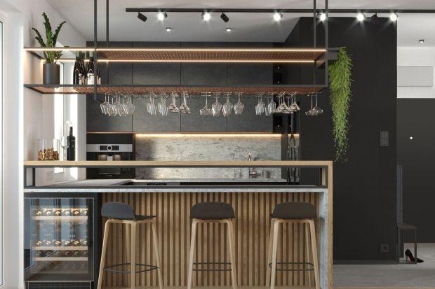 To nowoczesne wnętrze inspirowane jest loftowym stylem, ale jednocześnie subtelne i eleganckie. Zobaczcie piękny projekt Agnieszki Rozmysłowicz z pracowni Viann Interior Design.
