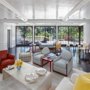 Ostatecznie dom sprzedano za 32,5 miliona dolarów w ramach transakcji pozarynkowej - to ponad dwukrotnie więcej niż pierwotnie zapłacili za niego Aniston i Pitt. Zdjęcia: Tyler Hogan