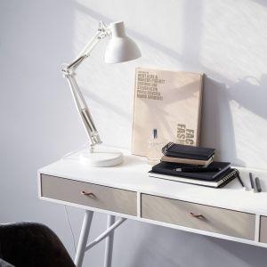 Uporządkowane biurko oraz dostęp do niezbędnych w pracy rzeczy, to absolutna podstawa. Fot. BoConcept
