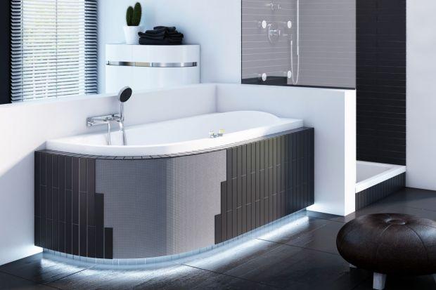 Posiadanie wanny w łazience to przywilej! Nie każdy bowiem posiada na tyle dużo przestrzeni, by móc wprowadzić do niej tak pożądany przez wielu element. Gdy już jednak zdecydujemy, że zamiast prysznica w naszej łazience zagości wanna, mamy do w