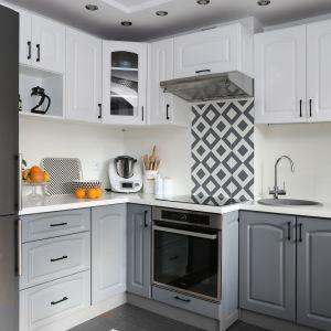 Metamorfoza kuchni w wykonaniu Ani i Beti, autorek bloga Pani to Potrafi. Zdjęcia i realizacja: Pani to Potrafi