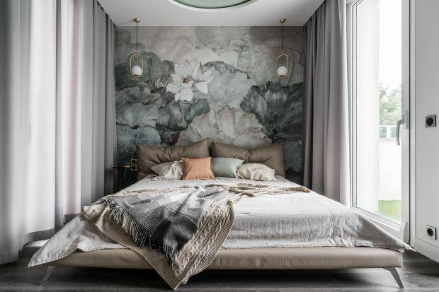 Modna sypialnia: 10 nowoczesnych wnętrz z polskich domów