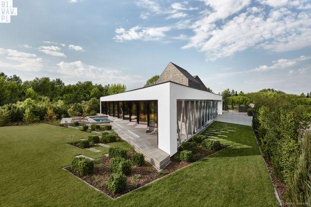 Żeglarski Dom z Trójkątów. Zobacz niebanalny projekt