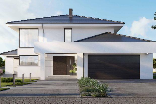 To projekt domu w stylu willowym, który doskonale wpisuje się w stylistykę współczesnych miast i miasteczek.Pięknie wygląda, ma wygodny układ funkcjonalny oraz nowocześnie zaaranżowane wnętrza.<br /><br />