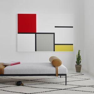 Idealną bazą dla odważnej dekoracji w kontrastujących kolorach czy designerskiego mebla o niestandardowej formie będzie neutralny odcień F497 Paper z palety Tikkurila Feel the Color.