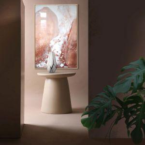 Prace malarki ze względu na nasyconą feerię energicznych odcieni pobudzają wszystkie zmysły. Fot. kasialiszka.art