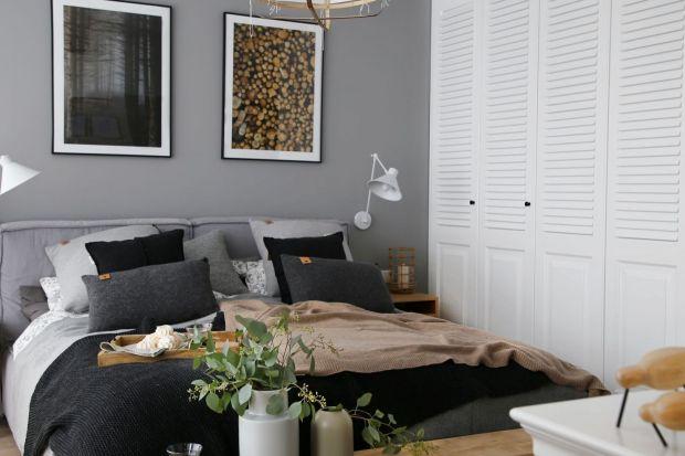 Chcecie urządzić sypialnię w szarościach? Szukacie pomysłów i inspiracji? Koniecznie zajrzyjcie do naszego przeglądu.