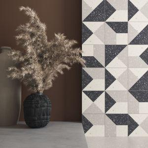 Set Home of Concrete, który właśnie zadebiutował na rynku to sześć kolekcji: Moondust, Sunnydust, Silkdust, Granddust, Industrialdust i Desertdust o stonowanej kolorystyce. Cena: 105,78 - 153,75 zł/m2. Fot. Ceramika Paradyż