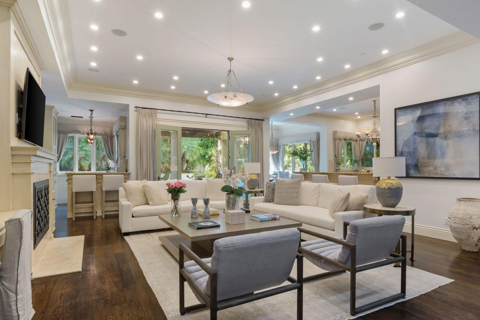 Dom pojawił się na rynku w 2018 roku z wartością 9 milionów dolarów.