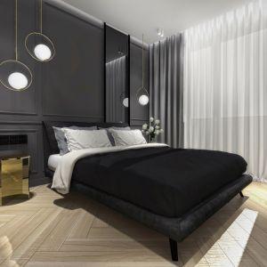 Duża przestrzeń odgrywa wręcz kluczową rolę w luksusowych apartamentach i jest ich największym atutem. Fot. Mieszkanie Żoliborz MOOVIN