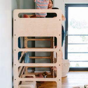 Drewniane meble dziecięce marki Plywood Project fot. Plywood Project