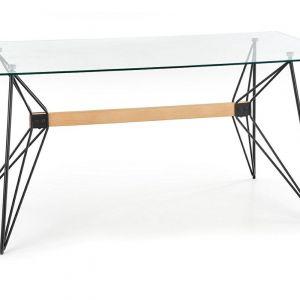 Stół Allegro ze szklanym blatem - 539 zł. Do kupienia w sklepie DekoracjaDomu.pl