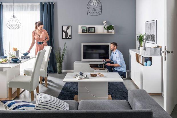 Jaką szafkę RTV wybrać? Jak zaplanować domową strefę RTV tak, by była elegancka i funkcjonalna? Mamy dla Was kilka podpowiedzi.<br /><br />