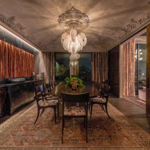 """Tu też odnajdziemy inspirowany Włochami pokój """"Glam Room""""."""
