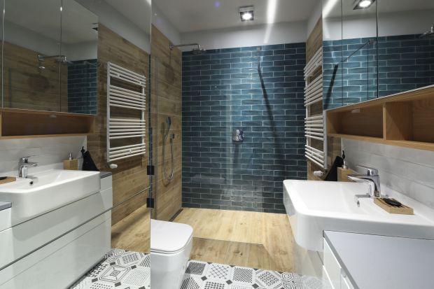 Jak modnie i wygodnie urządzić łazienkę z prysznicem? Zobaczcie dobre, sprawdzone rozwiązania.