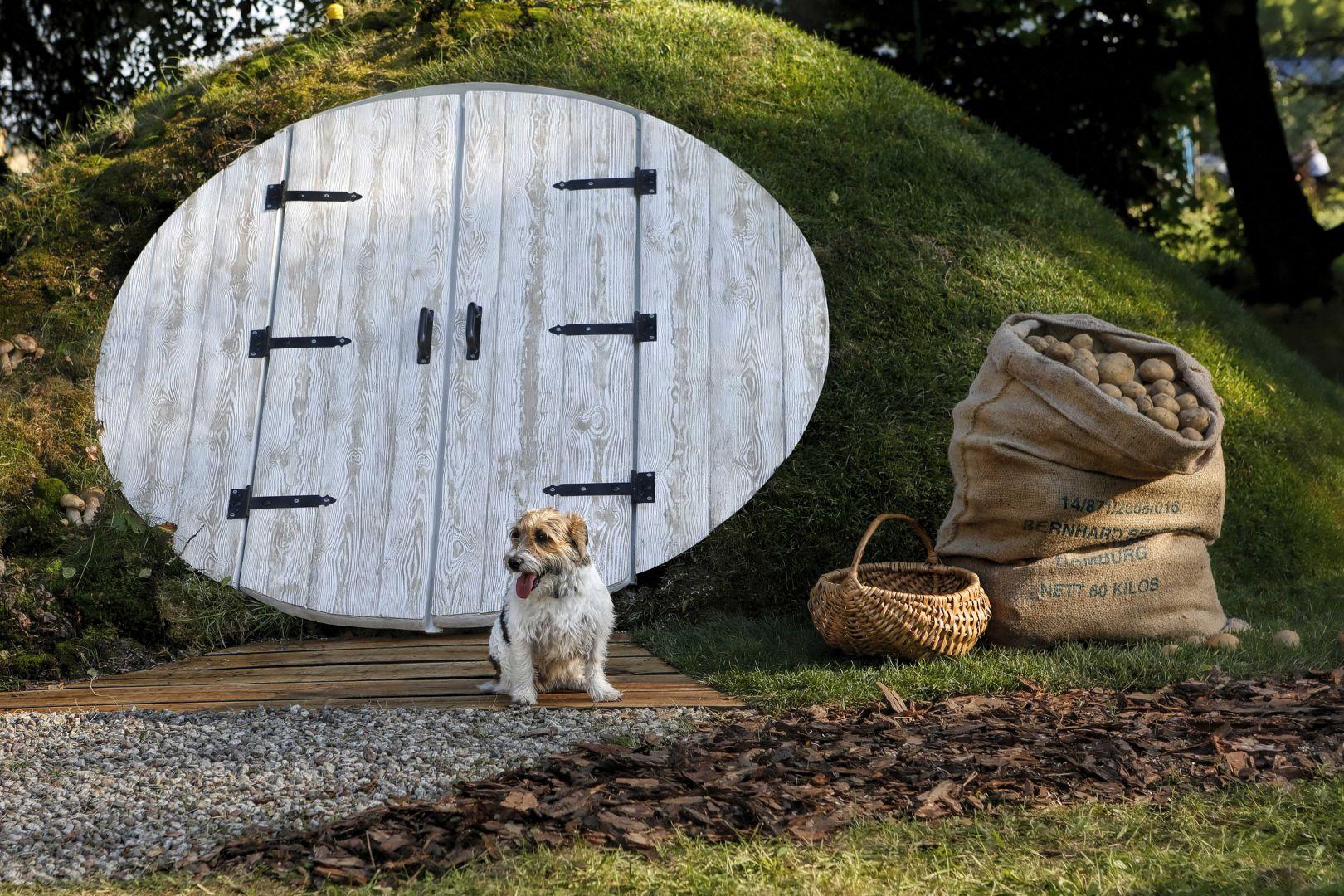Piwnica jest samonośna, nie wymaga więc fundamentów i może być zainstalowana w każdym typie ziemi. Fot. The Shire Cellar
