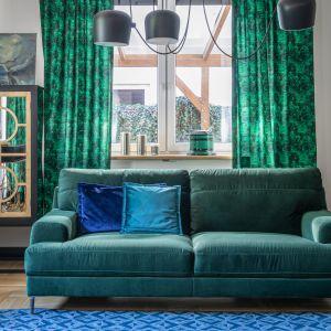 Jeśli zależy nam na prostocie formy, warto zwrócić uwagę także na sofę czy narożnik Monday od Gala Collezione