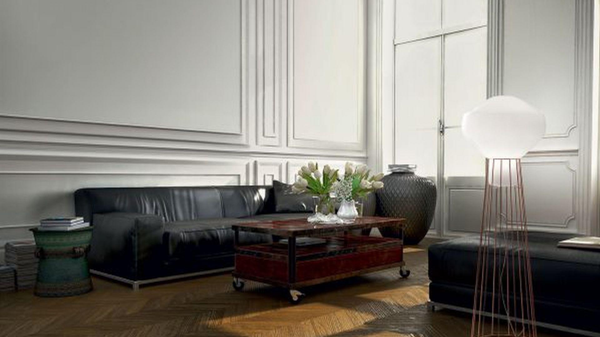 Nowości od marki Fabbian lub rzemieślnicze propozycje od czeskich producentów, takich jak Bomma czy Brokis, wyglądają niczym świetliste dzieła sztuki. Fot. 9design Fabbian
