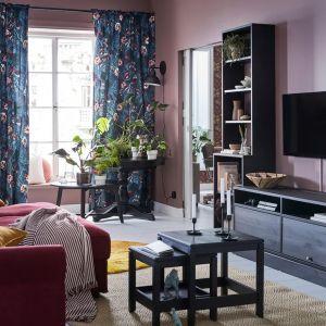 Szafka pod telewizor z kolekcji Havsta dostępna w ofercie IKEA. Cena: 1.989 zł. Fot. IKEA