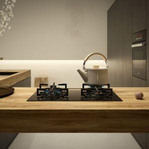 Do tej pory w przestrzeni kuchennej przeważały białe i srebrne sprzęty, jednak coraz większa liczba osób remontujących lub dopiero planujących kuchnie, decyduje się na zakup czarnego wyposażenia. Fot. Solgaz