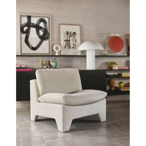 Fotel Retro Lounge marki HKliving. Fot. BM Housing