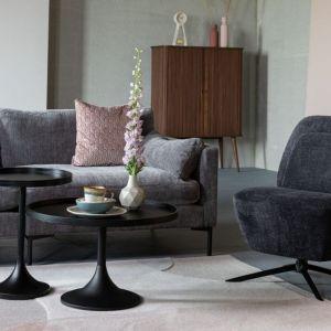 Fotel Lekima marki Zuiver. Fot. BM Housing